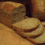Brown Bulgur Sourdough Sandwich Bread (for Professional Bakers)